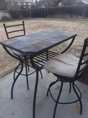 Outdoor patio set for Sale in Mead, WA