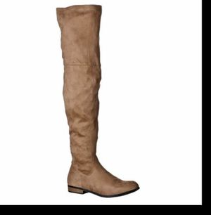 """Riverberry """"Gina"""" Faux Suede Over-the-Knee Boots for Sale in Pompano Beach, FL"""