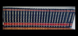 1991 Collier's Encyclopedias Set 📚📖📕Format:Hardcover (Set of 20) for Sale in Friendswood, TX