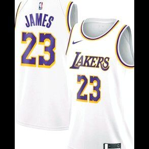 NEW LAKERS JERSEY XL for Sale in Victorville, CA