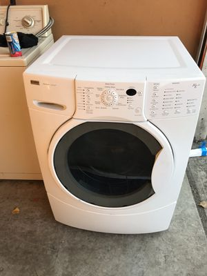 White kenmore washer for Sale in Kent, WA