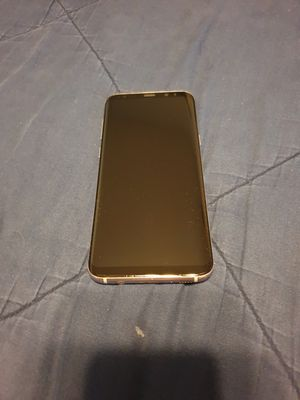 Samsung s8+ unlocked + extras for Sale in Coral Springs, FL
