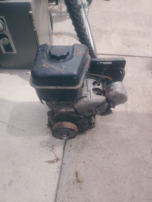 Mini bike motor British straten working good have no need for it for Sale in E RNCHO DMNGZ, CA