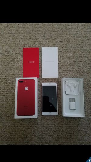 iPhone 7 Plus Red Edition for Sale in San Francisco, CA