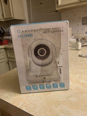 Amcrest camera for Sale in Chicago, IL