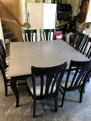 Gathering table 8 chairs for Sale in Woodinville, WA
