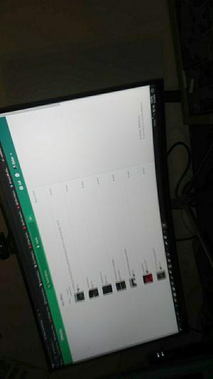 "Aoc c32v1q 31.5"" full HD 1920x1080 Monitor, curved Va panel 75hz frameless for Sale in Springfield, PA"