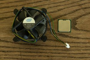 Intel Core 2 Duo with Cooler for Sale in West Richland, WA