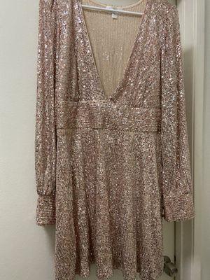 Rose Gold Juniors XXL Dress for Sale in Fullerton, CA