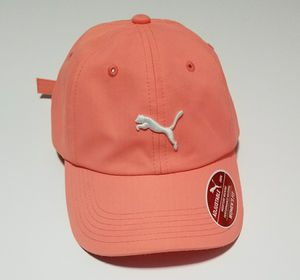 Puma Coral Pink Strapback Hat for Sale in Spanaway, WA