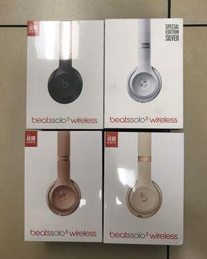 Beats solo 3 for Sale in Rialto, CA