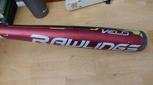 Rawlings Velo 32/29 BBCOR Baseball Bat for Sale in San Marcos, CA