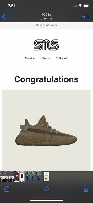 Adidas Yeezy Boost 350 V2 Earth for Sale in Lakewood, CA
