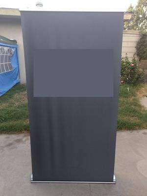 Orient 920 Double Sided Retractable Banner Stand For Promotional Events for Sale in Fullerton, CA