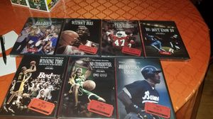 ESPN 30 for 30 lot $60 All brand new except winning time. for Sale in The Bronx, NY