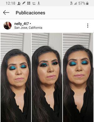 Maquillaje y peinado para cualquier ocasión llamar para preguntar precios sólo personas interesadas for Sale in Campbell, CA