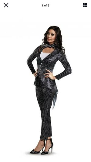 Nightmare Before Christmas Jack Skellington deluxe costume for Sale in Hialeah, FL