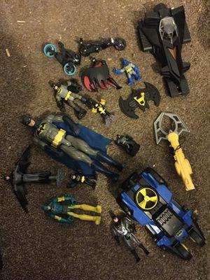 Batman Toys for Sale in Lauderhill, FL