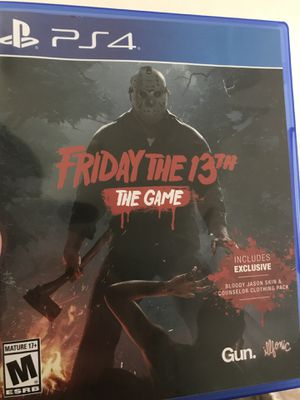 Friday the 13th for Sale in West Valley City, UT