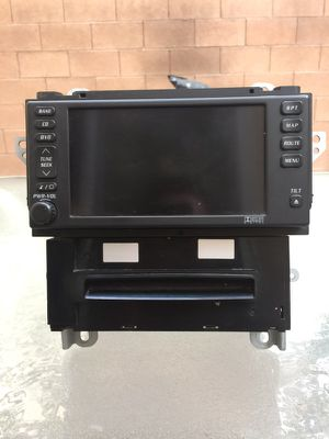 Navigation DVD Radio for Cadillac SRX 04 06 for Sale in Las Vegas, NV