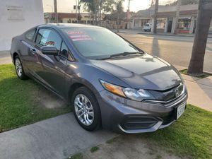 2015 Honda Civic Coupe LX for Sale in Santa Ana, CA