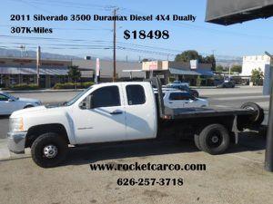 2011 Chevrolet Silverado 3500HD for Sale in Covina, CA