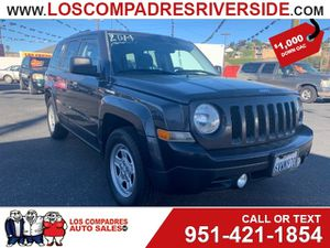 2014 Jeep Patriot for Sale in Riverside, CA