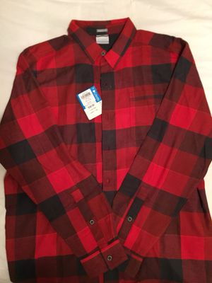 Columbia sports wear flannel shirt size XL for Sale in Rolla, MO