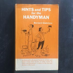 Vintage Book- Hints and Tips for the Handyman for Sale in Fort Pierce, FL