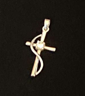 Sterling Silver Cross for Sale in Oakland, FL