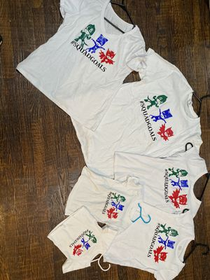 PJ Mask Family Matching Birthday shirts ( used for 3rd Birthday ) for Sale in Irving, TX