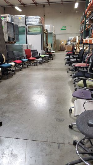 Office chairs for Sale in Renton, WA