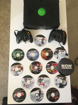 Xbox with games bundle for Sale in Arlington, VA
