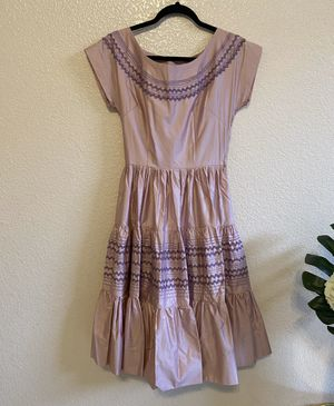 Beautiful VTG Lavender A-Line Dress for Sale in Las Vegas, NV