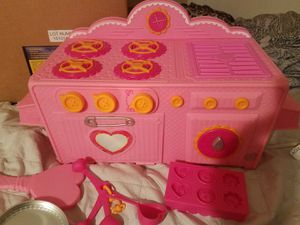 Lalaloopsy easy bake oven for Sale in Clearwater, FL