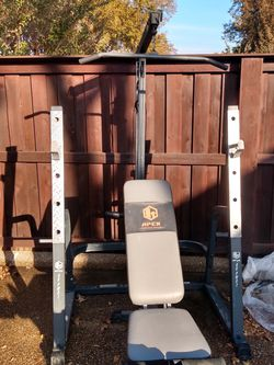Bench Press Weight Set for Sale in Mansfield,  TX