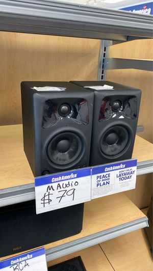 M audio speakers for Sale in Chicago, IL
