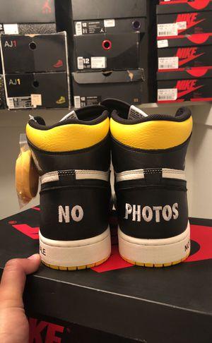 0801184237a Air Jordan 1 Retro High OG NRG Not for Resale size 12 worn once for Sale