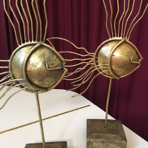 Home decor. Brass fish for Sale in Littleton, CO