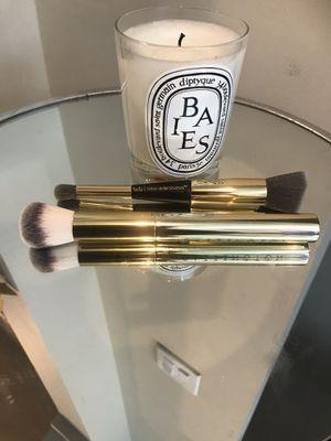 Makeup brush duo set for Sale in Burlingame, CA