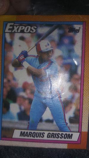 Baseball card for Sale in Kansas City, MO