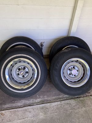 Chevy Rally rims for Sale in Houston, TX