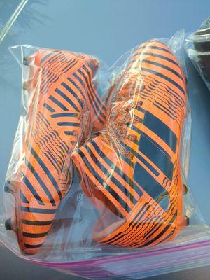 Nemesis 17.3 soccer cleats for Sale in Hemet, CA
