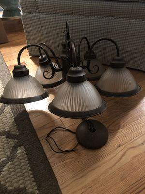 5 Light Chandelier for Sale in Matawan, NJ