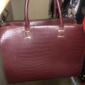 H&M Burgundy Bag for Sale in Tustin, CA