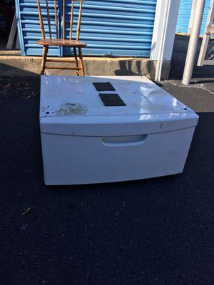 Under washer/dryer pedestal drawer for Sale in Portsmouth, VA