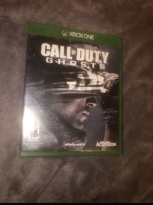 Call of duty ghost Xbox one game for Sale in Cocoa, FL