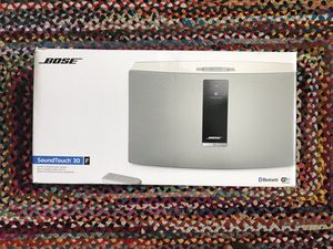 NEW Bose SoundTouch 30 Series III Wireless Music System, Alexa ready for Sale in Rockville, MD