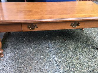 Solid Maple Coffee And Side Tables for Sale in Bothell,  WA