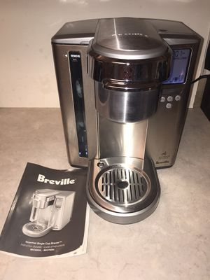 Breville BKC700XL Stainless Steel Single Serving Keurig K-Cup Coffee Maker for Sale in Knoxville, TN